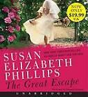 The Great Escape Unabridged Low Price CD by Susan Elizabeth Phillips (CD-Audio, 2013)