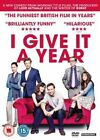 I Give It A Year (DVD, 2013)