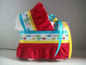 DR-SEUSS-1-FISH-2-FISH-BOY-GIRL-NEUTRAL-DIAPER-BASSINET-BABY-SHOWER-CENTERPIECE