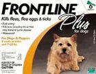 Merial Frontline Plus 6 Pack For Dogs Under 22 lb