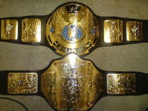 Real-Wrestling-Replica-Belt-Releathering-WWE-TNA-ECW