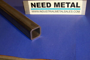 "Steel Square Tube 1-1/4"" x 1-1/4"" x 84""-Long x .120"" Wall-->1.250"" x .120"" wall"