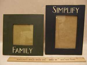 Set-of-2-Wooden-Photo-Frames-for-3-1-2-034-Pictures-for-Table-Top-Family-Simplify