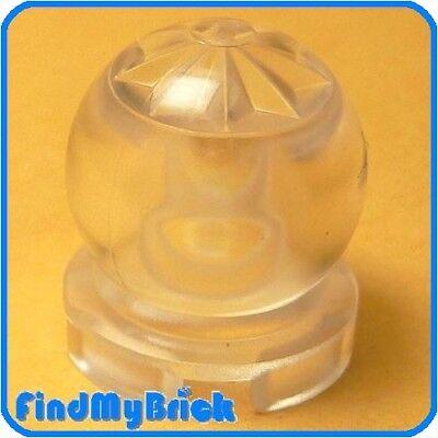 U035A Lego Minifig Crystal Ball Globe - Trans-Clear NEW