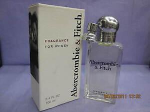 ABERCROMBIE-FITCH-SIGNATURE-WOMEN-3-4-FL-oz-100-ML-Perfume-Spray-New-In-Box