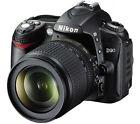 Nikon D D90 12.3MP Digital SLR Camera - Black (Kit w/ AF-S DX 18-105mm Lens)
