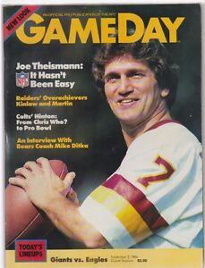 1984-Giants-VS-Eagles-Official-NFL-Program-9-2-84-VG-EX-Condition
