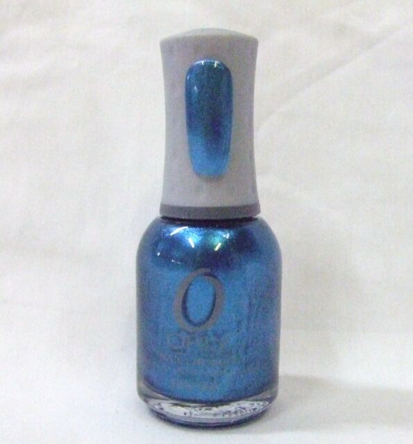 ORLY Nail Polish Birds of a Feather Sweet Peacock 40751 .6oz/18ml