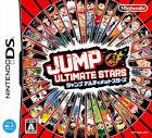 Jump Ultimate Stars (Nintendo DS, 2006) - Japanese Version