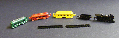 1:12th Scale Metal Train Set Dolls House Miniature Nursery Accessory Toy