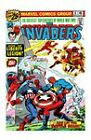 The Invaders #6 (May 1976, Marvel)