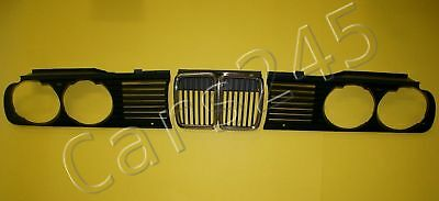 BMW 3 Series E30 1983-1990 FRONT GRILLS Grilles Set