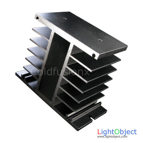 Heatsink heat sink for a 40A SSR Solid State Relay
