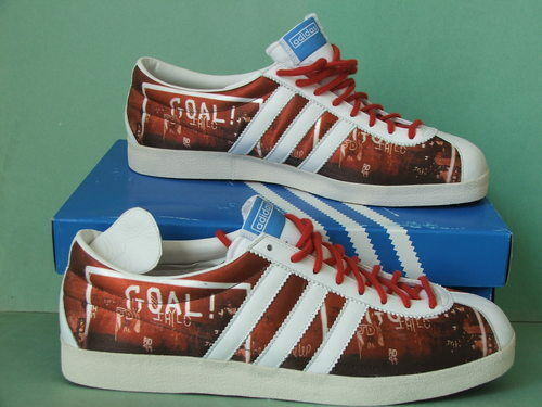 SUPER RARE~Adidas VINTAGE GAZELLE Sneakers samba chile superstar Shoes~Mens 13.5