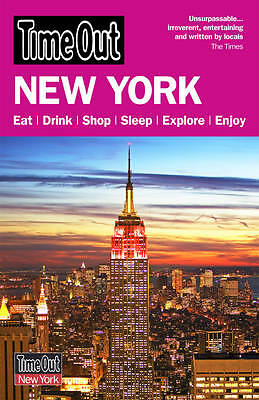 Time Out New York by Time Out Guides Ltd. (Paperback, 2012)