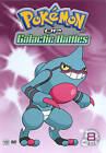 Pokemon: Diamond and Pearl Galactic Battles, Vol. 8 (DVD, 2011)