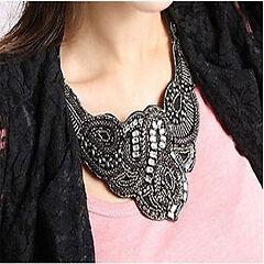 1pcs-Long-Style-Handmade-Ribbon-Necklace-A55-FREE-SHIP