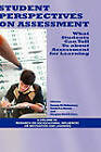 Student Perspectives on Assessment: What Students Can Tell Us About Assessment for Learning by Information Age Publishing (Hardback, 2010)