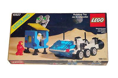 New LEGO Classic Space 6927 All-Terrain Vehicle  LEGOLAND Samsonite