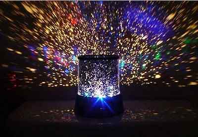 Astrostar Astro Star Laser Projector Cosmos Night Light Lamp Constellatio
