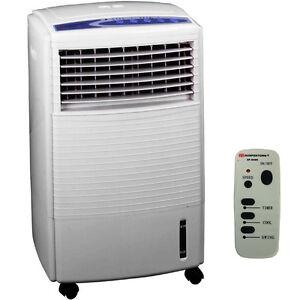 Portable Evaporative Air Cooler Mini Compact Air Cooling
