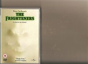 THE-FRIGHTENERS-DVD-PETER-JACKSON-MICHAEL-J-FOX-GHOSTS