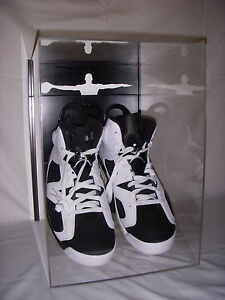 WALL-MOUNTABLE-SHOE-DISPLAY-AIR-JORDAN-WINGS-JUMPMAN-NIKE-CONCORD-11-XI-CEMENT