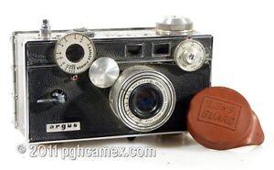 harry potter argus camera with lens cap | ebay