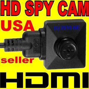 HD-Button-Spy-Cam-Color-Digital-Video-Camera-Mini-HDMI-CCTV-Hidden-Body-Worn-DV