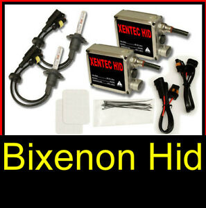 hid kit bi xenon 9003 9004 9007 h4 h13 high low beam telescopic image is loading hid kit bi xenon 9003 9004 9007 h4