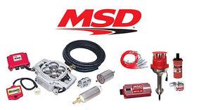 msd complete fuel and ignition kit mopar 413 440 atomic efi image is loading msd complete fuel and ignition kit mopar 413