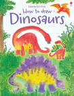 How to Draw Dinosaurs by Fiona Watt (Paperback, 2013)
