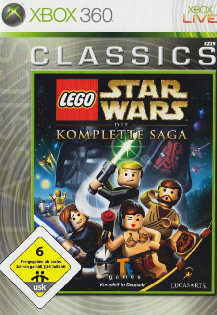 Lego Star Wars - Complete Saga Xbox360
