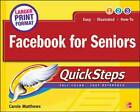 Facebook for Seniors QuickSteps by Carole Matthews (Paperback, 2000)