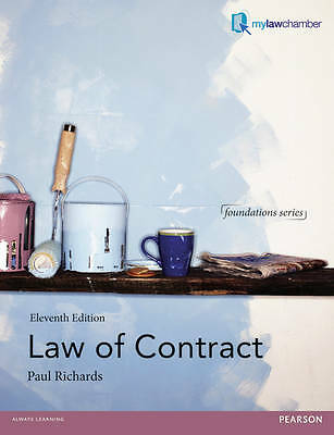 Law of Contract (Foundations) Premium Pack (Foundation Studies in Law-ExLibrary