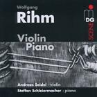 Das Gesamtwerk für Violine und Klavier/Antlitz/+ von Andreas Seidel,Steffen Schleiermacher (2011)