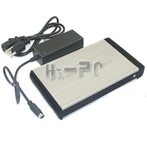 3-5-USB-2-0-Hard-Disk-Drive-SATA-HDD-CASE-Enclosure-Case-Silver-For-WD