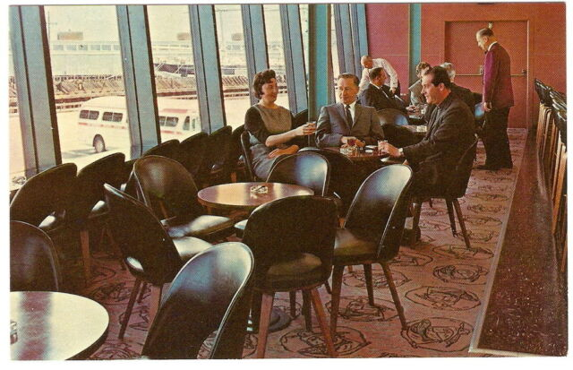 1960's PC FRANCISCAN RESTAURANT LOUNGE San Francisco CA