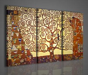 Gustav klimt l 39 albero della vita quadri moderni for Pittori astratti moderni