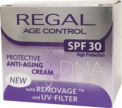 Regal PROTECTIVE ANTI-AGING CREAM with RENOVAGE™ and UV-filter SPF30 45ml