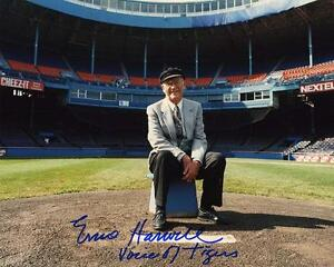 ERNIE-HARWELL-Detroit-Tigers-pp-SIGNED-8-034-x10-034-Photo-RIP