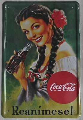 Brand new 8X12''Wall Decor Metal Art Poster Coke Coca Cola Drink Tin Sign TP006
