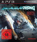 Metal Gear Rising: Revengeance (Sony PlayStation 3, 2013, DVD-Box)