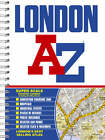London Street Atlas: 2005 by Geographers' A-Z Map Co Ltd (Spiral bound, 2005)