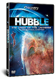 Hubble The End Of The Universe (New DVD) Hubbles Final Chapter Discovery Channel