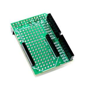 Slice-of-Pi-add-on-Raspberry-Pi-XBee-XRF-amp-I2C-SPI-breakout-and-proto-board