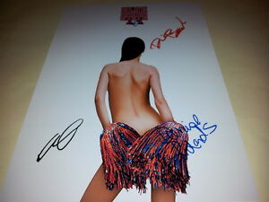 BLUE-MOUNTAIN-STATE-CAST-X3-PP-SIGNED-POSTER-12-034-X8-034-DARIN-BROOKS