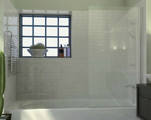 Marvelous Image Is Loading Bathtub Shower Screen Tub Door Shower Shield 5