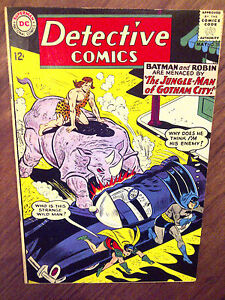 Detective Comics  315 VF - <span itemprop=availableAtOrFrom>Clapham, London, United Kingdom</span> - As stated in description Most purchases from business sellers are protected by the Consumer Contract Regulations 2013 which give you the right to cancel the purchase within 14 day - Clapham, London, United Kingdom