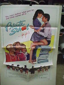 PRIVATE SCHOOL, nr mint orig 1-sh / movie poster [Phoebe ...